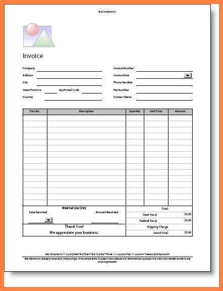 final invoice template invoice template 2017