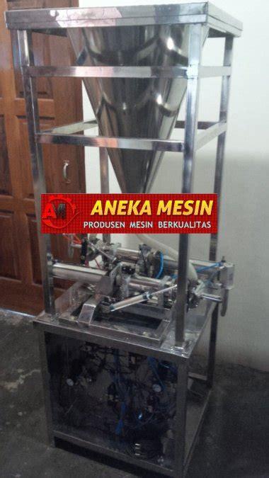 mesin filling botol