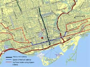 early toronto subway proposals transit toronto content