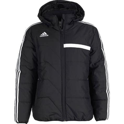 Jaket Adidas 13 buy adidas mens tiro 13 padded jacket black white