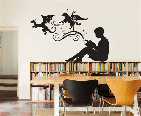 removable wall sticker  living room creative idea