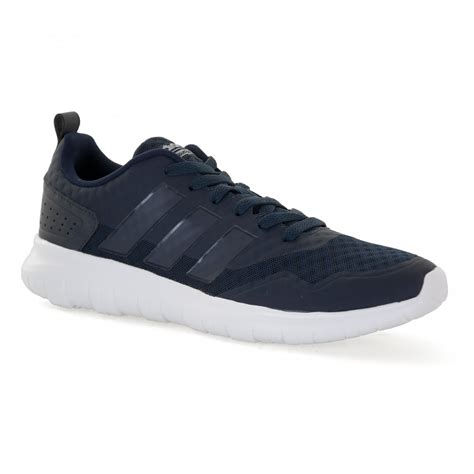 Adidas Cloudfoam Navy by Adidas Neo Mens Cloudfoam Lite Flex Trainers Navy Mens