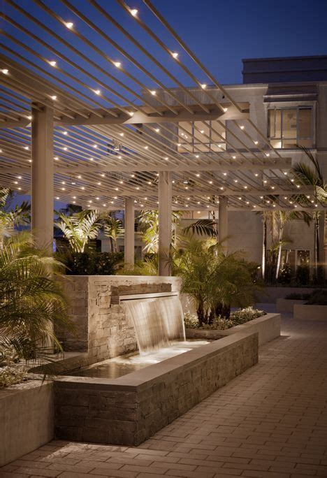 beautiful outdoor lighting pictures   images