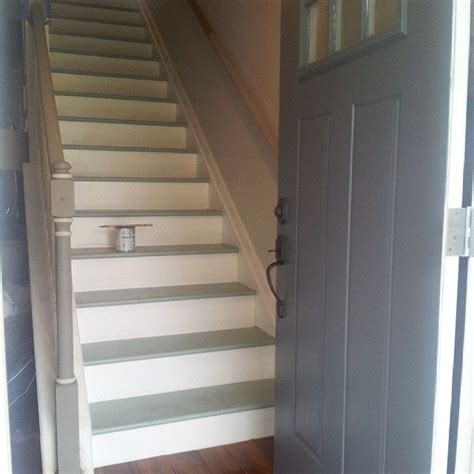 diy chalk paint steps 167 best images about staircase and walls going up on