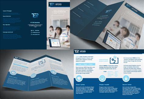 jasa desain leaflet sribu jasa desain flyer brosur murah berkualitas