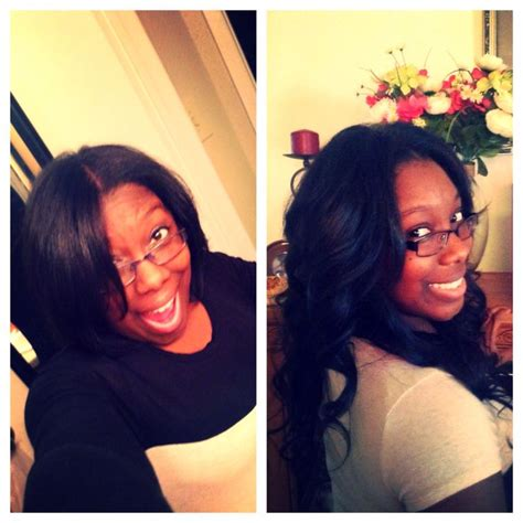 sew in with minimal leave out gorgeoushaiir pinterest 17 best images about hair styles on pinterest bob hair