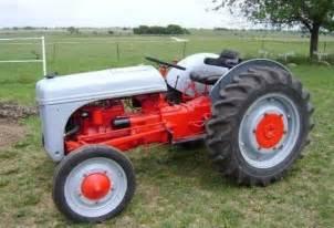 Ford 2n Ford 2n 8n 9n Tractor Workshop Parts Manual Ebay