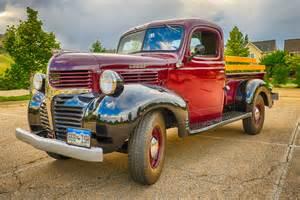 1945 Dodge Truck 1945 Dodge Half Ton Truck Classic Car Photography