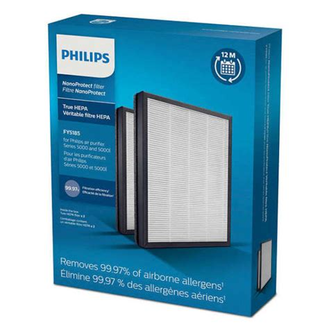 philips 2000 series hepa filter for air purifier fy242230 price specifications features
