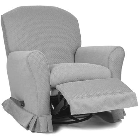 Reclining Glider For Nursery by Reclining Nursery Glider Thenurseries