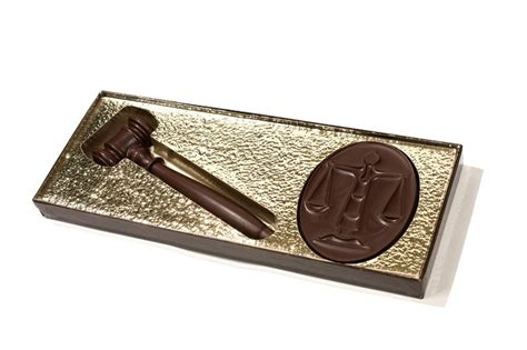 christmas gifts for female lawyers chocolate gavel and scales of justice gifts for lawyers best chocolates the o