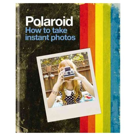 polaroid how to take instant photos hardcover mitchell beazley target