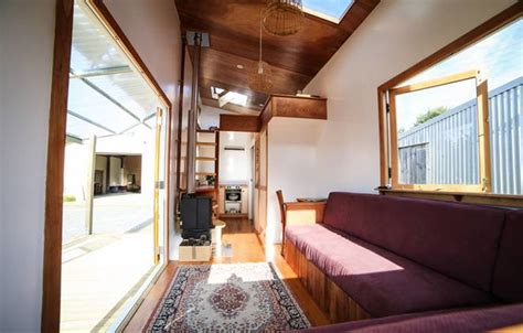 room in a house an eco friendly tiny house by jeff hobbs costs 77 000