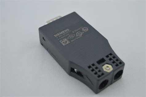 Profibus Connector 972 0ba52 0xa0 Simatic Dp 90 Deg Up To 12mbit nueva 6gk1500 0fc10 fc conector para siemens simatic dp profibus rs485 enchufe dealtes