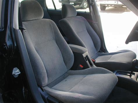 custom leather seats for honda civic honda civic 2003 2005 iggee s leather custom fit seat