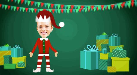Photoshop Card Templates Place Faces Into Elves by Elves Faces Project For After Effects