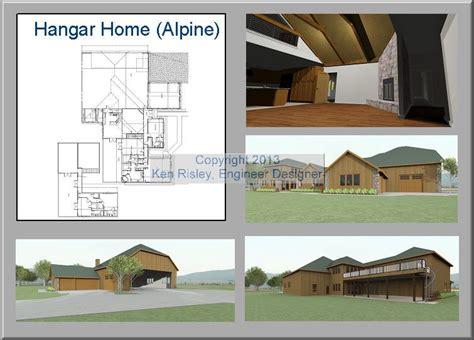 Hangar Home Designs