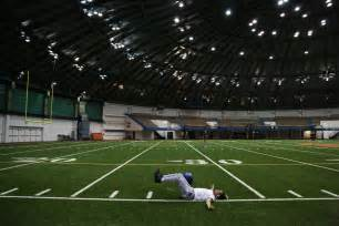 manley field house banned for concussions college football players still recruited