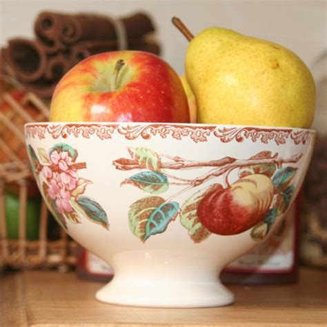 bol comptoir de famille bol pomme et fleur comptoir de famille provence ar 244 mes
