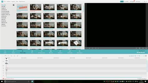 tutorial do wondershare filmora come editare i video con wondershare filmora tutorial pc
