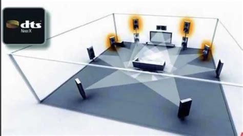 speaker setup home theater system youtube