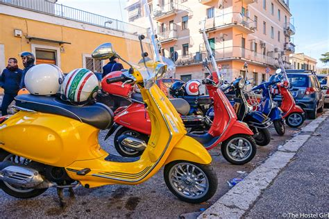 best tour companies in rome scooteroma a vespa tour of the best in rome