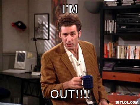 Kramer Meme - famous seinfeld quotes cosmo kramer quotesgram