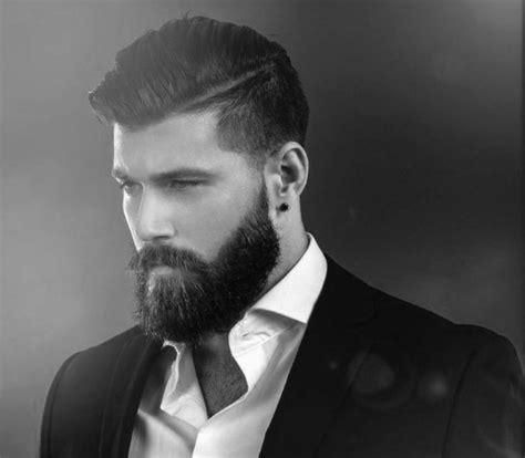 Beard And Hairstyles by 50 Hairstyles For With Beards Masculine Haircut Ideas