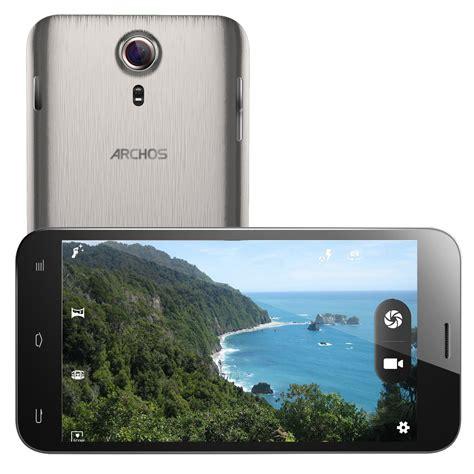 Lu Mobil Xenon archos 64 xenon mobile smartphone archos sur ldlc
