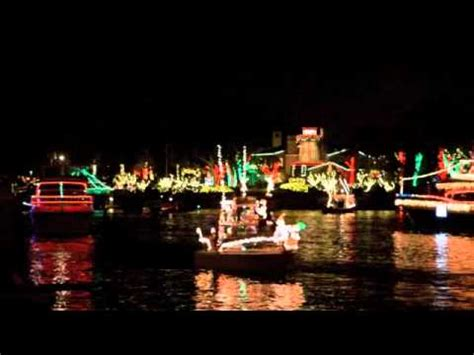 how to watch newport beach boat parade newport beach 2011 annual christmas boat parade youtube