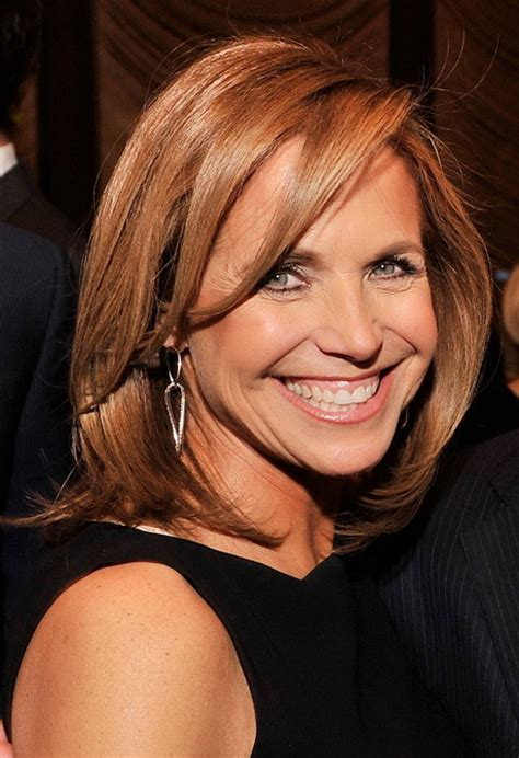 pictures of katy courics hair style top people katie couric