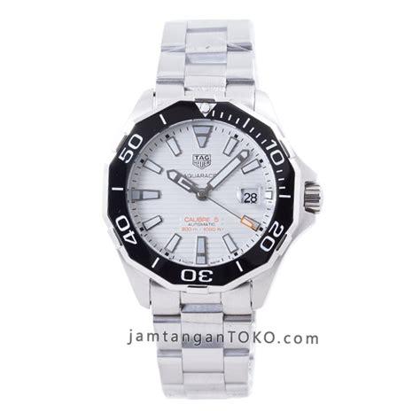 Jam Tangan Tag Heuer Untuk Wanita gambar jam tangan pria tag heuer aquaracer cal 5 way201y