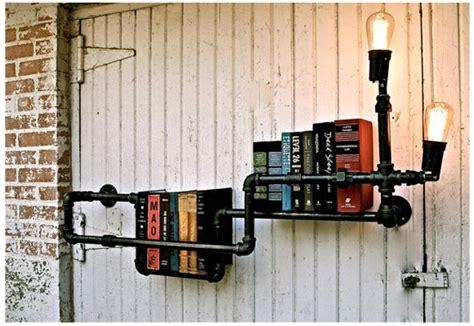 estante para libros con pvc 161 5 incre 237 bles ideas para transformar tubos de pvc muy