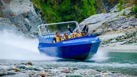 jet boat nz jet engine strapped to boat jetboating in new zealand