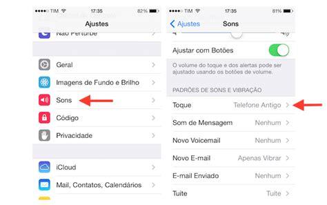 como mudar layout do iphone como mudar o toque do iphone e personalizar as chamadas no