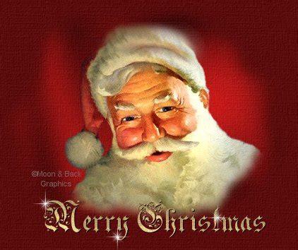spirit  santa clausmerry christmas  wrensworldcom