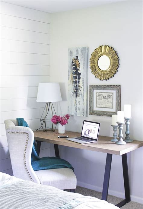 which of these is a home office 4 home office updates peep these bloggers tips blue