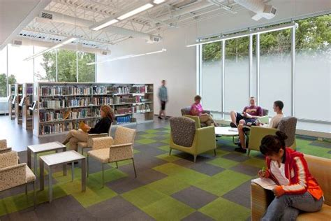 2012 Library Interior Design Award Winners : Image Galleries : ALA/IIDA Library Interior Design