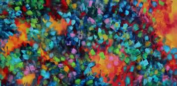 colorful abstract paintings abstract bold colorful modern original painting