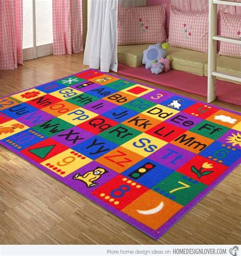 15 Kid S Area Rugs For More Enjoyable Playtime Home Area Rug Childrens Room