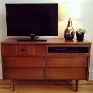 Mid century modern dresser gt gt tv stand diy pinterest