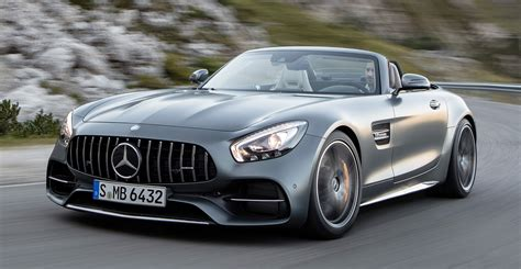 Mercedes Gt C Price by The Mercedes Amg Gt C Roadster 557 Hp In An Open Top