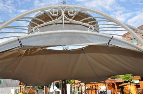 pavillon sonnenschutz sonnenschutz f 252 r pavillon romantik 216 400cm