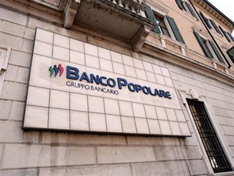 banco popolare fusione fusione banco popolare e bpm a che punto siamo