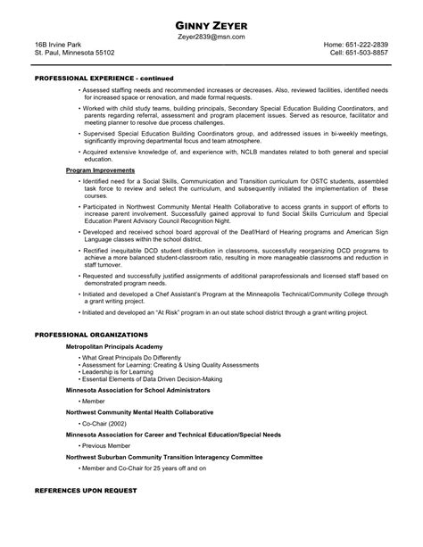 Student Resume Qualifications Qualifications Resume Ginny Zeyer
