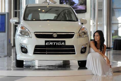 Tv Mobil Suzuki Ertiga suzuki ertiga resmi mengaspal di indonesia republika