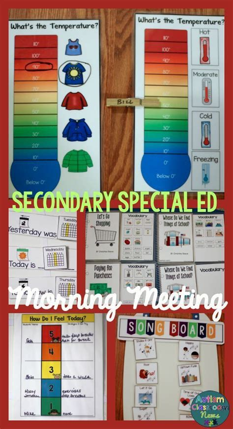 morning meetings for special education classrooms 101 ideas creative activities and adaptable techniques books 17 best images about prek special education on