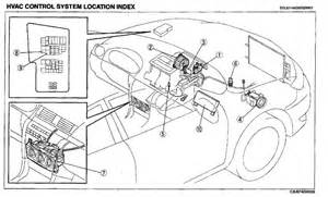 blower resistor mazda 3 2007 gmc blower motor diagram 2007 free engine image for user manual