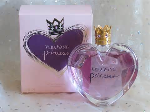 Vera wang princess review beauty book blog
