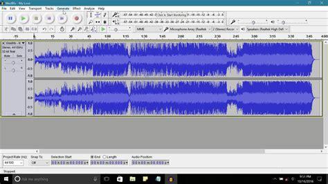 tutorial membuat video karaoke video tutorial membuat audio karaoke dengan audacity youtube